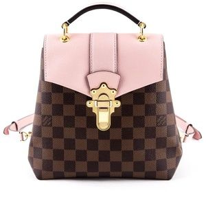 Louis Vuitton Clapton backpack in magnolia